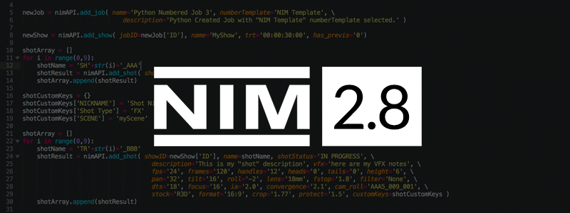 NIM Labs launches NIM 2.8