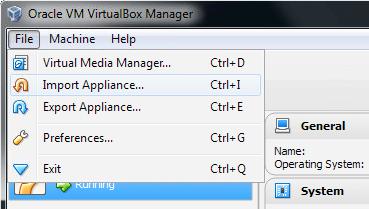 Virtual Appliance — NIM 4 0 27 documentation