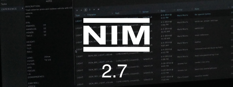 NIM Labs launches NIM 2.7